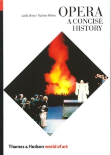 Opera : A Concise History, Paperback