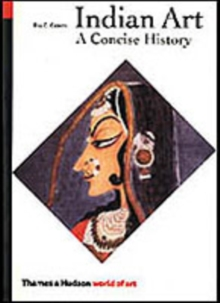 Indian Art : A Concise History, Paperback Book