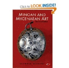 Minoan and Mycenaean Art, Paperback