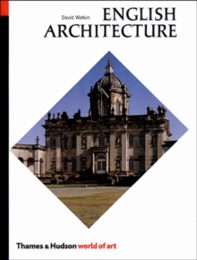 English Architecture : A Concise History, Paperback Book
