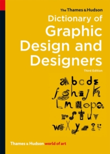 The Thames & Hudson Dictionary of Graphic Design and Designers, Paperback