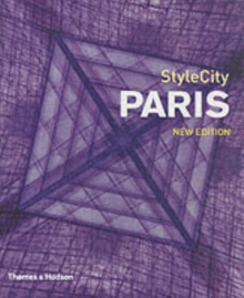 StyleCity Paris, Paperback Book