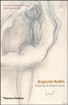 Rodin : Drawings and Watercolours, Hardback Book