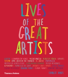 Lives of the Great Artists, Hardback Book