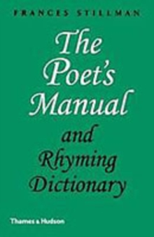 The Poet's Manual and Rhyming Dictionary, Paperback Book