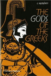 The Gods of the Greeks, Paperback