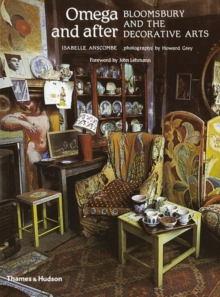 Omega and After : Bloomsbury and the Decorative Arts, Paperback Book