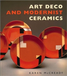 Art Deco and Modernist Ceramics, Paperback Book