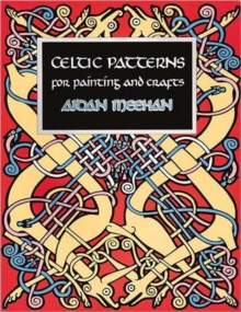Celtic Patterns Painting Book, Paperback