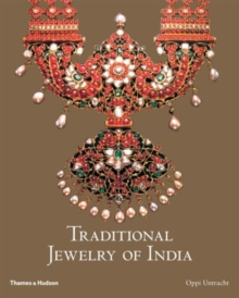 Traditional Jewelry of India, Paperback
