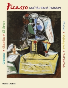 Picasso and the Great Painters, Paperback