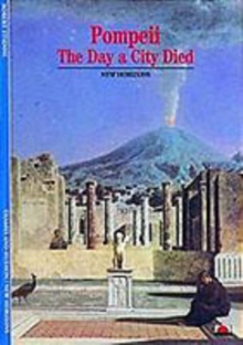 Pompeii : The Day a City Died, Paperback Book