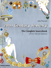 20th Century Jewelry : The Complete Sourcebook, Hardback