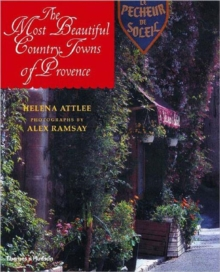 The Most Beautiful Country Towns of Provence, Hardback