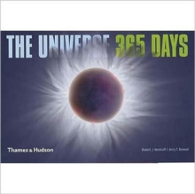 The Universe : 365 Days, Hardback Book