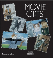 Movie Cats, Hardback Book