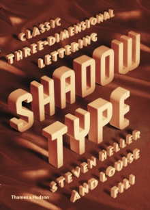 Shadow Type : Classic Three-Dimensional Lettering, Hardback Book