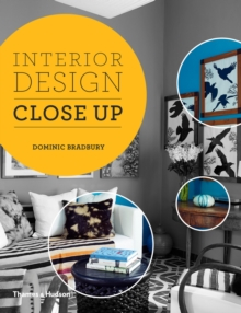 Interior Design Close Up, Hardback Book