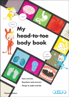 My Head-to-Toe Body Book, Hardback