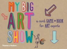 My Big Art Show : A Card Game + Book - Collect Paintings to Win, Multiple copy pack