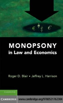 Image of Monopsony in Law and Economics