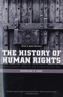 The History of Human Rights : From Ancient Times to the Globalization Era, Paperback