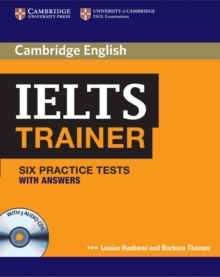 IELTS Trainer Six Practice Tests with Answers and Audio CDs (3), Mixed media product Book
