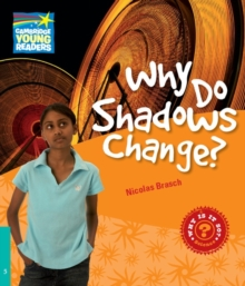 Why Do Shadows Change? Level 5 Factbook : Level 5, Paperback