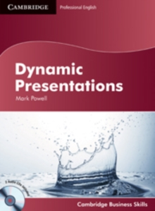 Dynamic Presentations Student's Book with Audio CDs (2), Mixed media product
