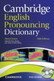 Cambridge English Pronouncing Dictionary with CD-ROM, Mixed media product