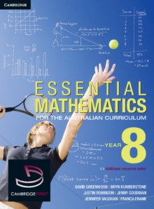 Essential Mathematics for the Australian Curriculum Year 8, Paperback
