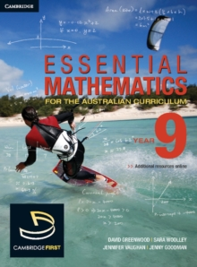 Essential Mathematics for the Australian Curriculum Year 9, Paperback