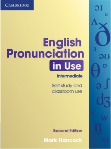 English Pronunciation in Use Intermediate with Answers, Paperback
