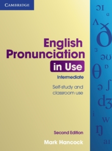 English Pronunciation in Use Intermediate with Answers, Audio CDs (4) and CD-ROM, Mixed media product