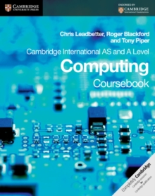 Cambridge International AS and A Level Computing Coursebook, Paperback