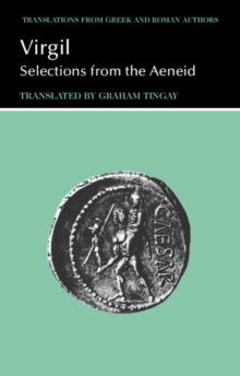 Virgil : Selections from the Aeneid, Paperback