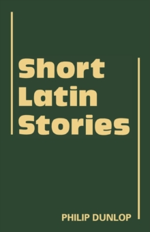 Short Latin Stories, Paperback Book