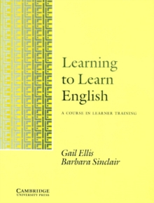 Learning to Learn English Learner's book : A Course in Learner Training, Paperback