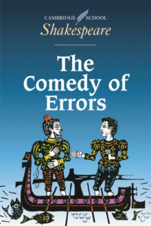 The Comedy of Errors, Paperback