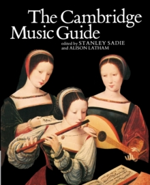 The Cambridge Music Guide, Paperback