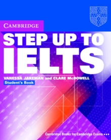 Step Up to IELTS without Answers, Paperback