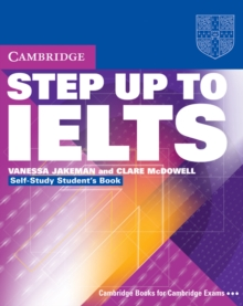 Step Step Up to IELTS Self-Study Student's Book, Paperback