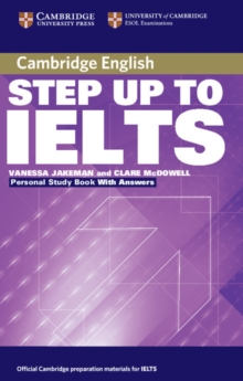 Step Up to IELTS Personal Study Book with Answers, Paperback