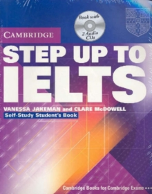 Step Up to IELTS Self-study Pack, Mixed media product