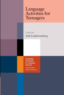 Language Activities for Teenagers, Paperback
