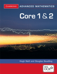 Core 1 and 2 for OCR, Paperback