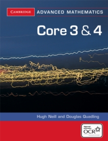Core 3 and 4 for OCR, Paperback