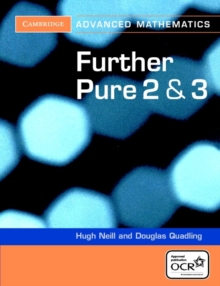 Further Pure 2 and 3 for OCR, Paperback Book