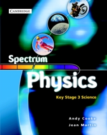 Spectrum Physics Class Book, Paperback Book