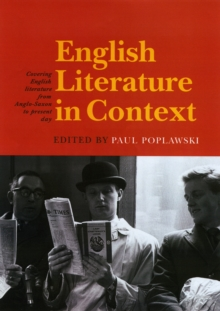 English Literature in Context, Paperback